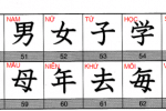 kanji look and learn bai 4